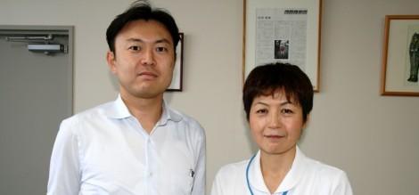 新潟医療センター病院の尾潟看護部長にインタビュー