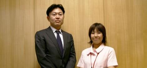 新潟県立中央病院 看護師 桐山 主任 インタビュー