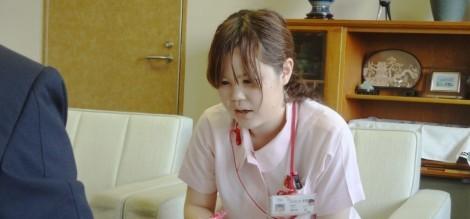 インタビューVol.01 がんセンター病院 桜井さん