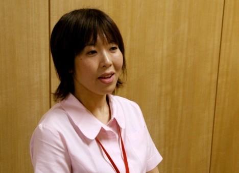 新潟県立中央病院 看護師 桐山 主任