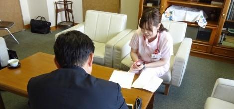 インタビューVol.12 がんセンター病院 桜井さん